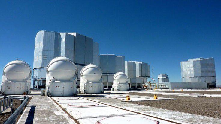Die Teleskope des VLT