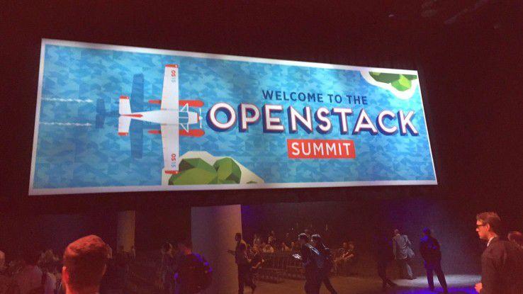 Mehr als 6.000 Besucher trafen sich in Vancouver zum Openstack Summit 2015.