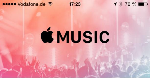 Apple Music: Große Wette auf Songs aus dem Netz
