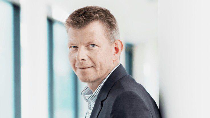 Bitkom-Präsident Thorsten Dirks verweist darauf, dass das Jobwachstum angesichts des Fachkräftemangels durchaus höher sein könnte.