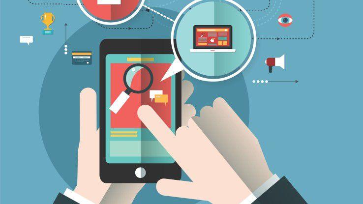 Unternehmen müssen Kunden Features mobil zur Verfügung stellen - und dies in einer attraktiven Art und Weise.