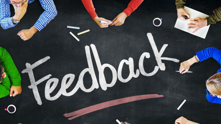 Ein faires und konstruktives Feedback aller Teammitglieder in der Retrospektive kann den Projektverlauf positiv beeinflussen.