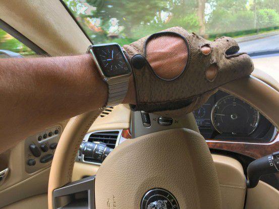 Beim Autofahren gibt es einige Besonderheiten, die es bei der Apple Watch zu beachten gilt.
