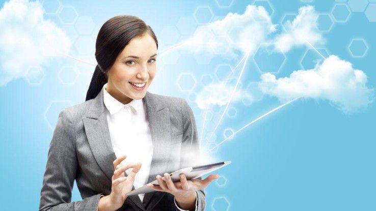 Cloud-Projekte müssen firmenintern richtig vermarktet werden.