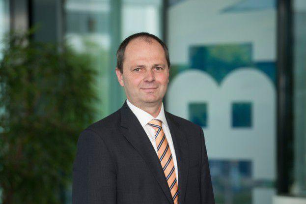 Markus Koerner, der neue Chef von IBM Global Business Services