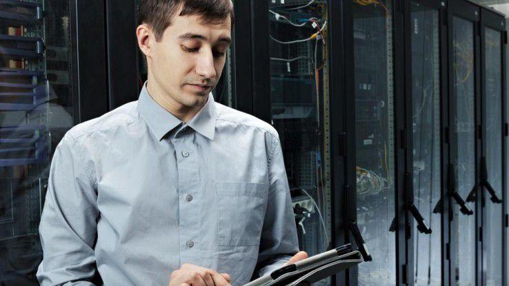 Bei der Prüfung zum Remote Service Techniker muss Wissen über Windows Server und ihre Infrastruktur vorgewiesen werden.