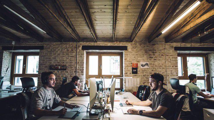 Zum hippen Münchener Unternehmen Cobe gehört ein Chief Happiness Officer, finden seine Chefs.