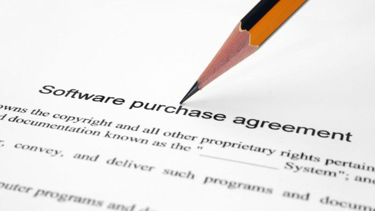 Anwender müssen die Nutzungsbedingungen in ihrem Software Lizenzvertrag genau lesen - sonst drohen hinterher saftige Nachzahlungen, wenn die Nutzung nicht den im Vertrag definierten Bestimmungen entspricht.