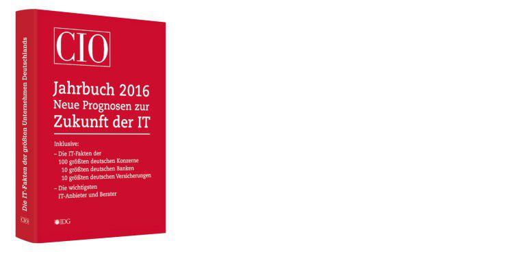 CIO-Jahrbuch 2016