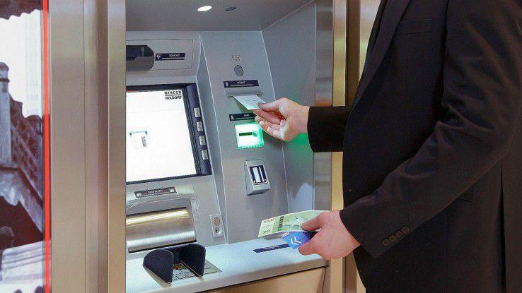 Wincor Nixdorf ist neben NCR einer der großen Anbieter von Geldautomaten.