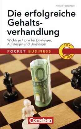 Das Buch zum Thema: Die erfolgreiche Gehaltsverhandlung