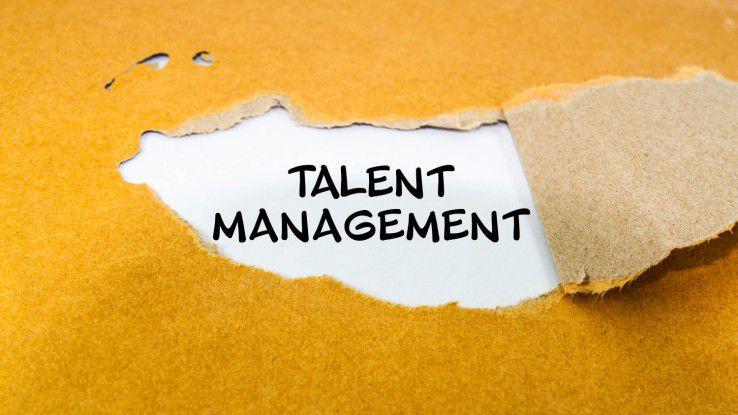 Talent Management spielt bezogen auf die Förderung von Mitarbeitern eine wichtige Rolle.