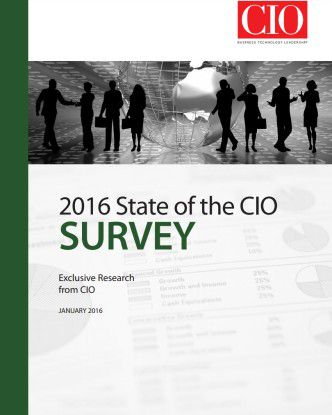 "CIO-Studie ""State of the CIO"""