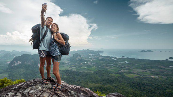 Todesgrund: Selfie – 127 Tote durch Selfies
