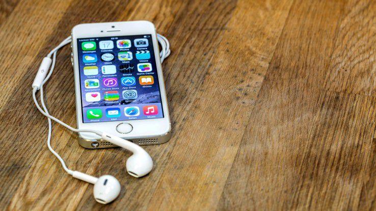 Eine Milliarde mal verkauft: Apples iPhone.