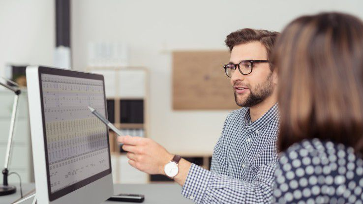 Softwareentwickler, die Personalverantwortung übernehmen, dürfen mit einem üppigen Gehalt rechnen.