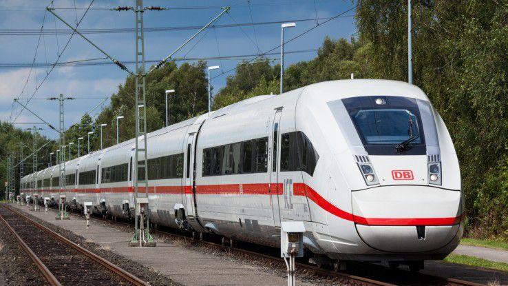 Die Deutsche Bahn will bis Ende 2018 3.750 Wagen mit neuen Mobilfunk-Repeatern ausstatten.