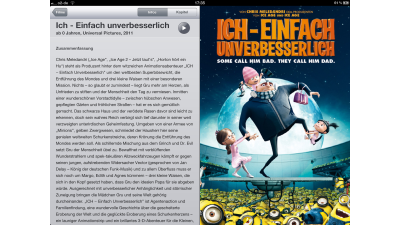 iTunes Store: Filme in Full-HD fürs iPad finden