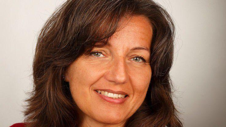 Sandra Holz arbeitet als Chief Data Officer bei der Berliner Sparkasse.