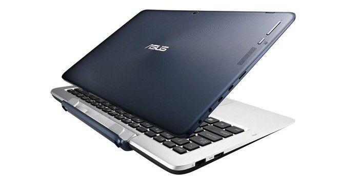 2in1-Geräte wie das Asus Transformer Book T200 bringen Tablet und Notebook zusammen - das hat aber nicht nur Vorteile