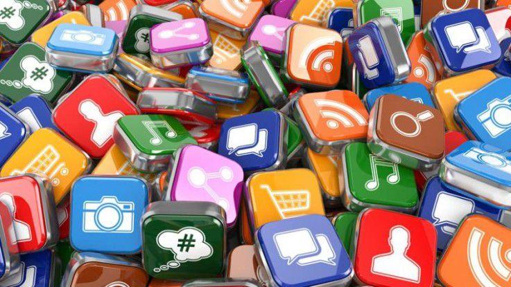 Bei einem Einkauf von Apps in alternativen App Stores ist Vorsicht geboten.