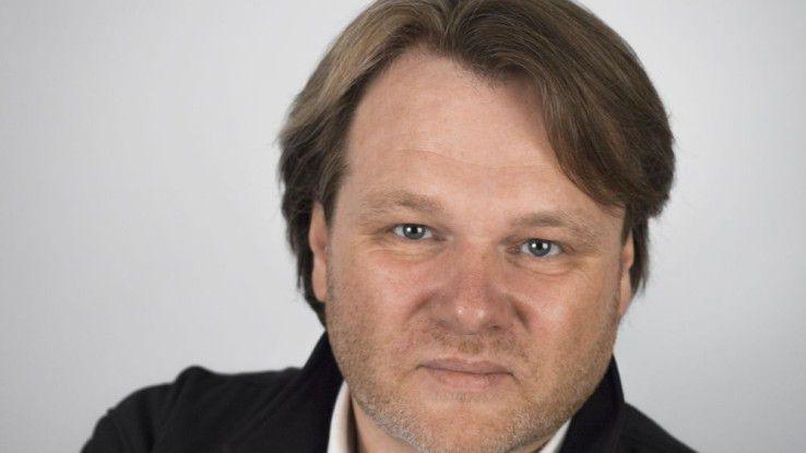 Anton Braun, Geschäftsführer der BIZTEAM Systemhaus GmbH
