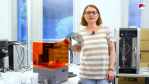 Revolutionäre Drucktechnik?: 3D-Drucker Formlabs Form 1+ im Test