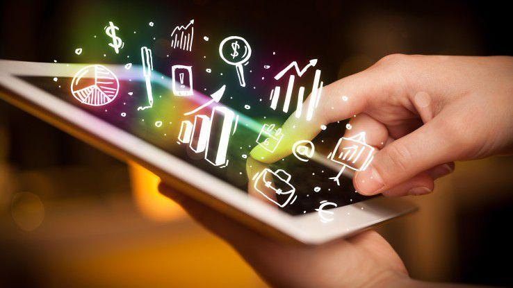 Vor allem die Kunden treiben die Unternehmen in der digitalen Transformation der Geschäftsmodelle vor sich her.