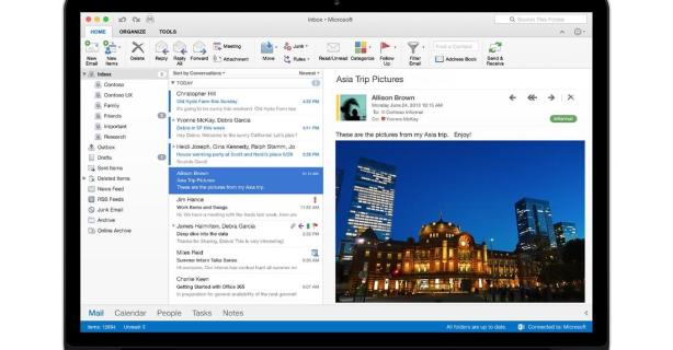 E-Mails verschlüsseln mit Outlook 2013: Nachrichten verschlüsseln und signieren - Foto: Microsoft