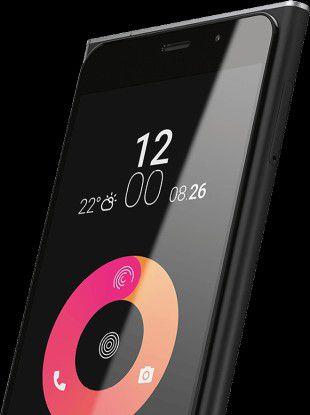 Das Topmodell der neuen Handy-Schmiede Obi Worldphone ist das SF1.