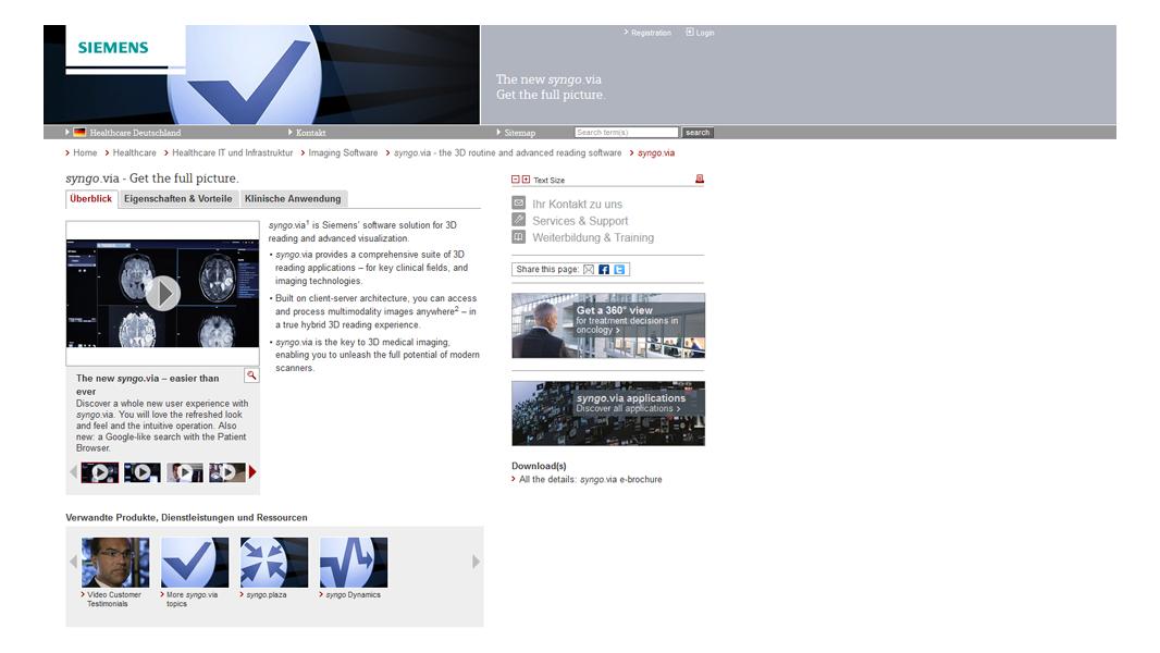 Best in cloud 2015 die sieger platz 1 siemens health for Siemens platz
