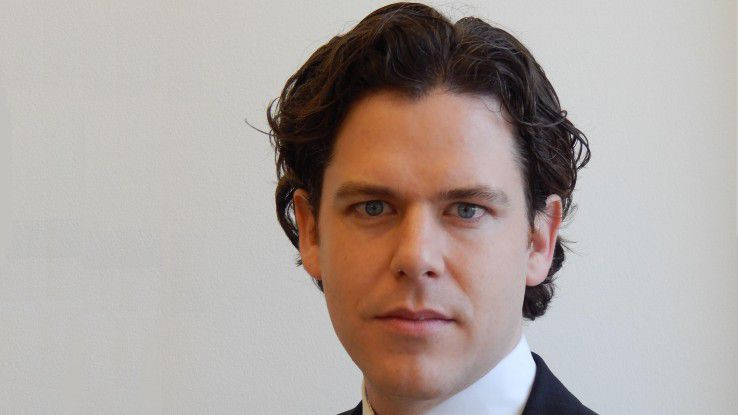 Michael Wulff ist Director und operativer Berater bei Michael Page.