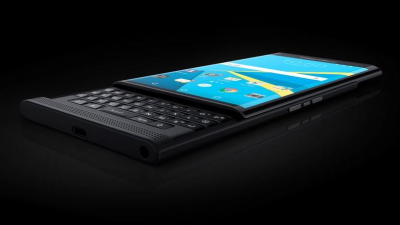 Priv-Verkaufsstart: Blackberry stellt Android-Apps in den Play Store - Foto: Blackberry