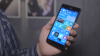 Windows 10 Mobile: Update für ältere Lumias erst 2016