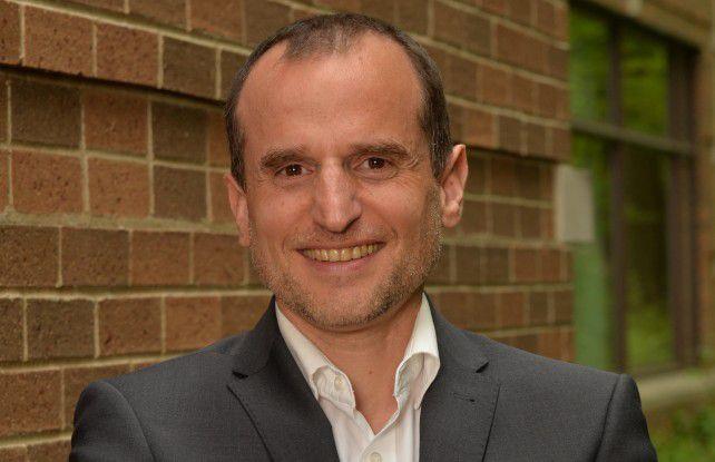 """""""CEOs mit einer Digitalisierungsagenda müssen das Thema Apps jetzt zur Chefsache machen."""" Accenture-Manager Gabriel Seiberth"""