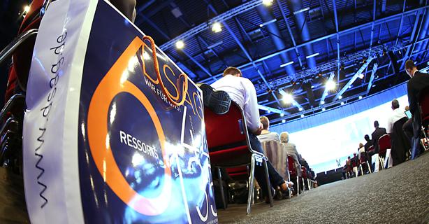 DSAG-Jahreskongress: SAP-Anwender suchen das richtige ERP für ihre digitale Transformation - Foto: DSAG 2015