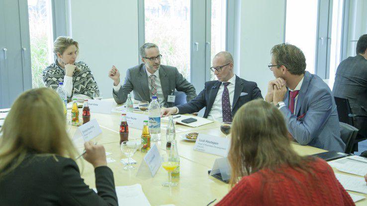 Die Computerwoche lud Mitte Oktober zu einer Diskussionsrunde über den IT-Freiberuflermarkt. Insgesamt diskutierten 15 Vertreter von Personaldienstleistern an drei Tischen.