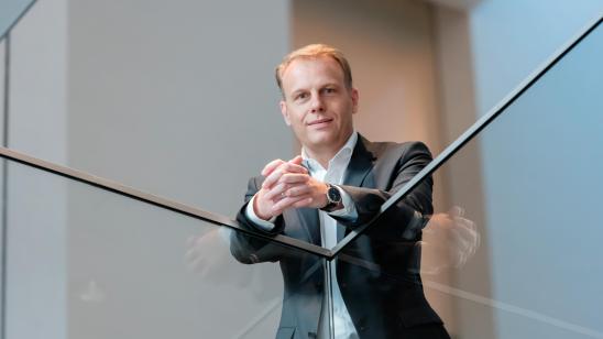 CIO des Jahres 2015: Michael Nilles von Schindler fährt ganz nach oben - Foto: Schindler