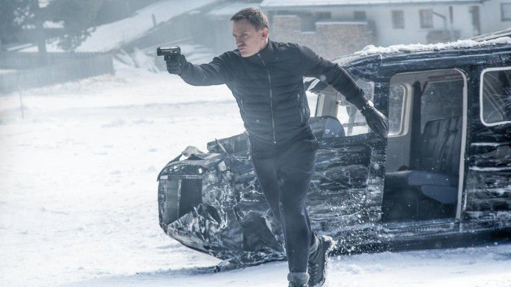 """Daniel Craig mimt im neuen 007-Streifen """"Spectre"""" erneut Agenten-Legende James Bond. Wir zeigen Ihnen die besten IT-Gadgets und Dienstwagen von Agent 007."""