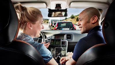 Big Data im Auto: Connected Cars: Der Kampf um die Daten - Foto: Volvo