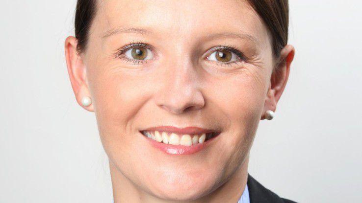 """Sarah Böning, MHP: """"MHP wird sich auch als Arbeitgeber auf die Digitalisierung vorbereiten und sich kreativ mit der Zeit wandeln und weiterentwickeln."""""""