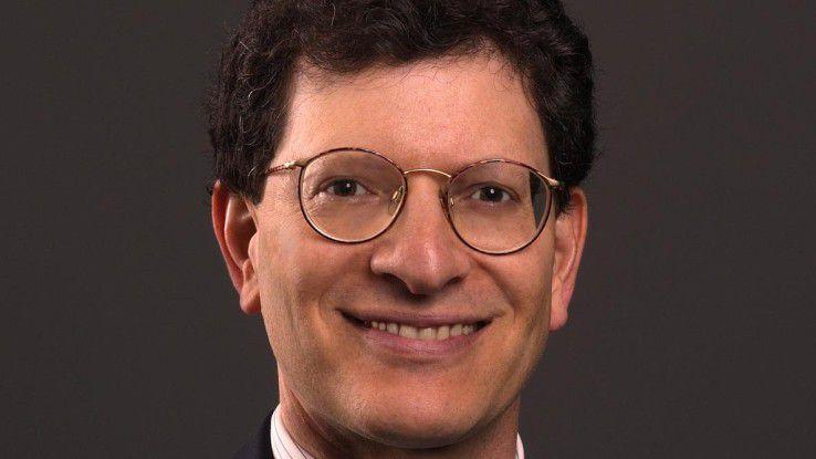 "Oracle-Manager Mendelsohn: ""Der Big Market wird immer relational sein."""