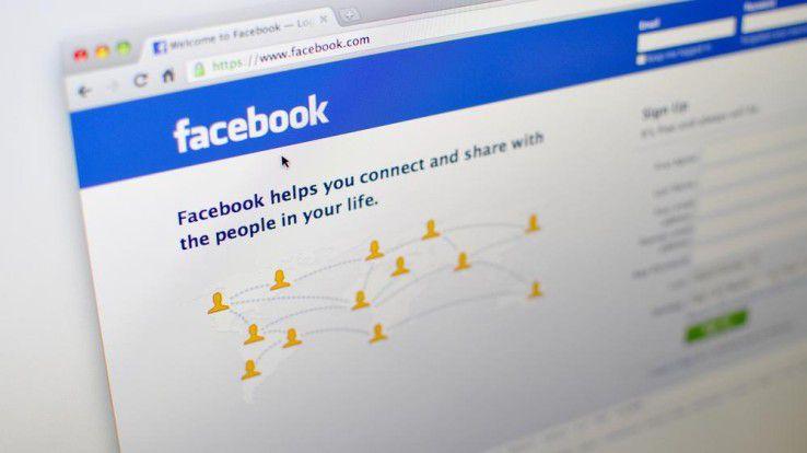 Mit 186 Prozent mehr Gewinn übertraf Facebook alle Erwartungen an das letzte Quartal.