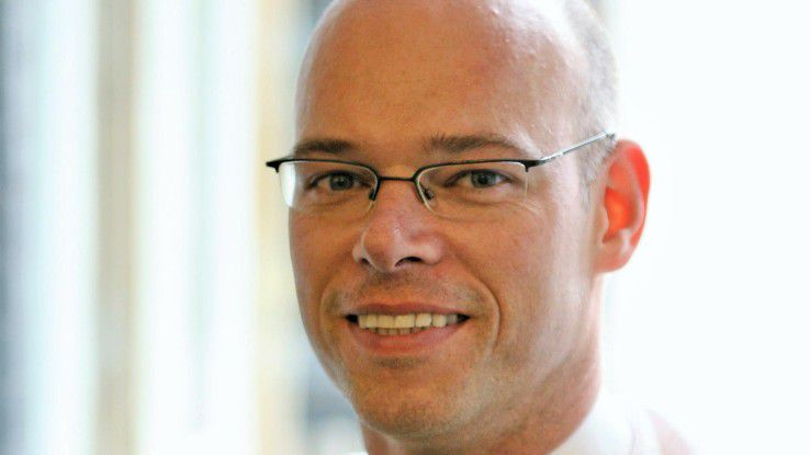 Andres Dickehut appelliert, den Datenschutz als Wettbewerbsvorteil zu sehen.