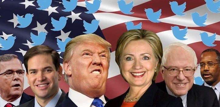 Die Kandidaten für die Vorwahlen zur US-Präsidentschaftswahl fechten den Wahlkampf auch im Netz - und insbesondere in den sozialen Medien - aus.