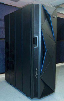 IBMs neuer Einstiegs-Mainframe z13s.