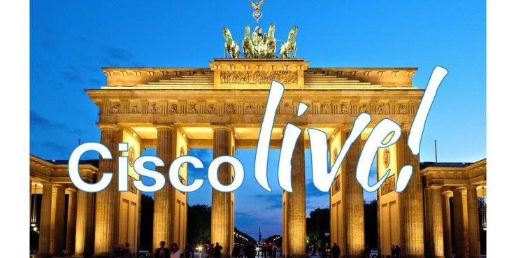 Über 12.000 Besucher fanden den Weg nach Berlin zur diesjährigen Cisco Live! im Emea-Raum.