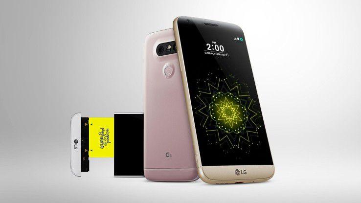 Mit dem G5 nur ein Spitzenmodell? LG verzettelt sich und schreibt pro verkauftem Handy 3 Dollar Miese.