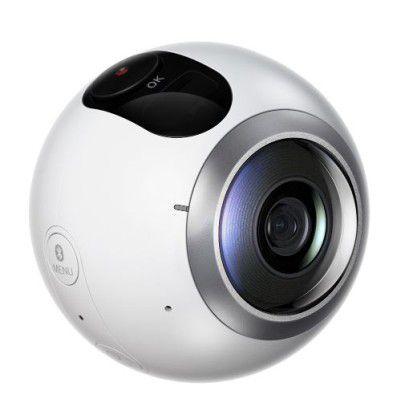 Die Gear 360 ist Samsungs erste 360 Grad Kamera.