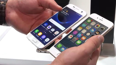 Vergleich: Samsung Galaxy S7 vs. iPhone 6s